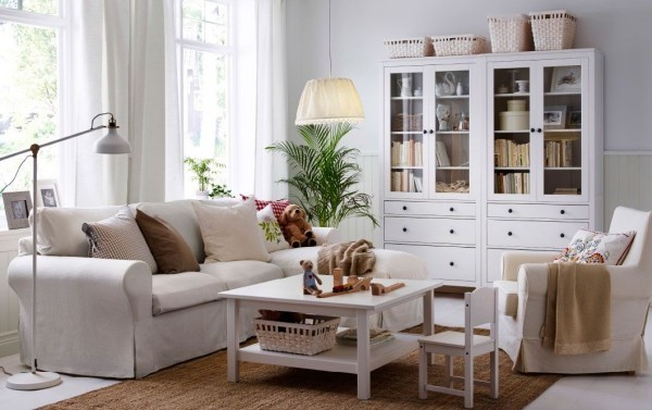 That\'s how Ikea imagines the comfortable living room furniture - 33 ...