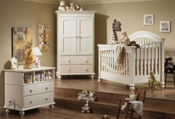 baby room toys bright furnishing stairs