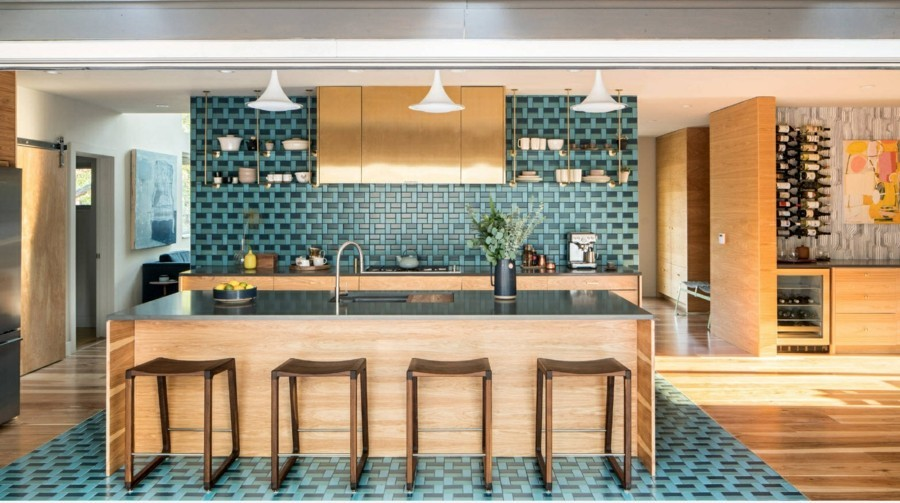 trendy colors kitchen trends 2018 modern kitchen