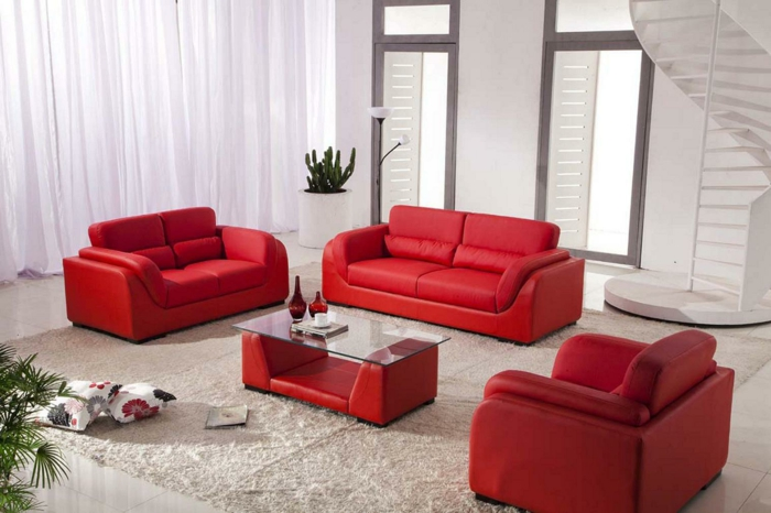 furnishing ideas red sofa the red sofa