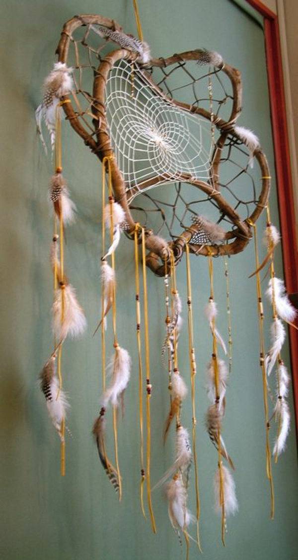dreamcatcher yourself making feathers wood