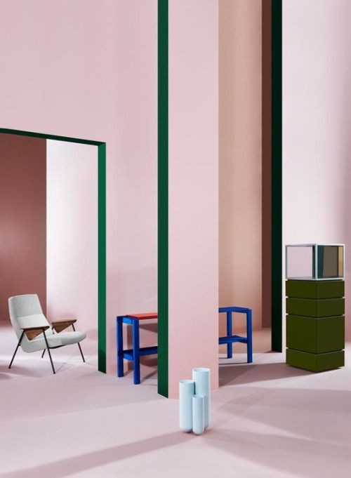 Wall colors ideas light pink