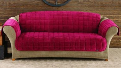 Photo of The sofa cover extends the life of your couch