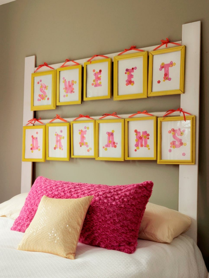 decorate the room decorate the wall decoration yourself