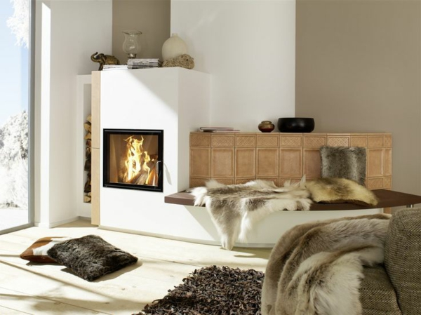 modern tiled stoves brunner cool living room fireplace and tiled stoves