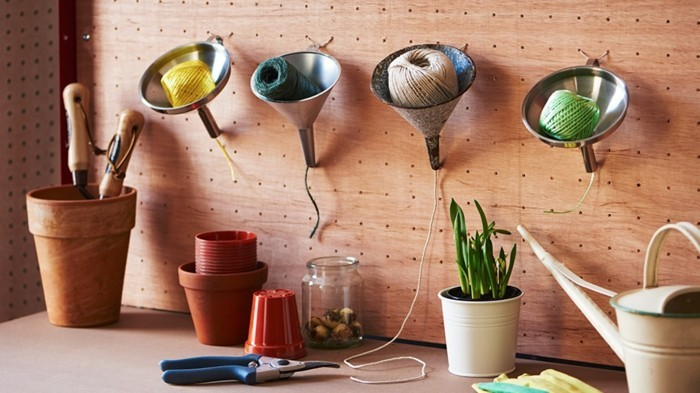 ideas for the garden creative solutions for more storage space in the garden