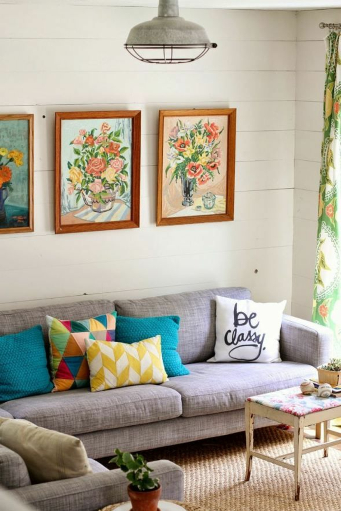throw pillow living room colored fresh summery images great curtains