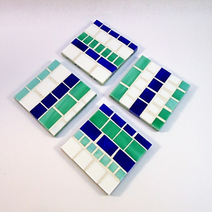 Coasters three great colors