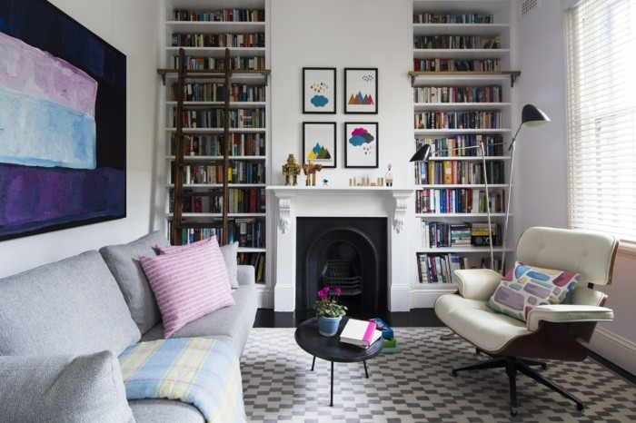 living room ideas eclectic living room with fireplace
