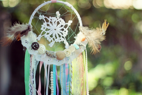 dreamcatcher make your own lace