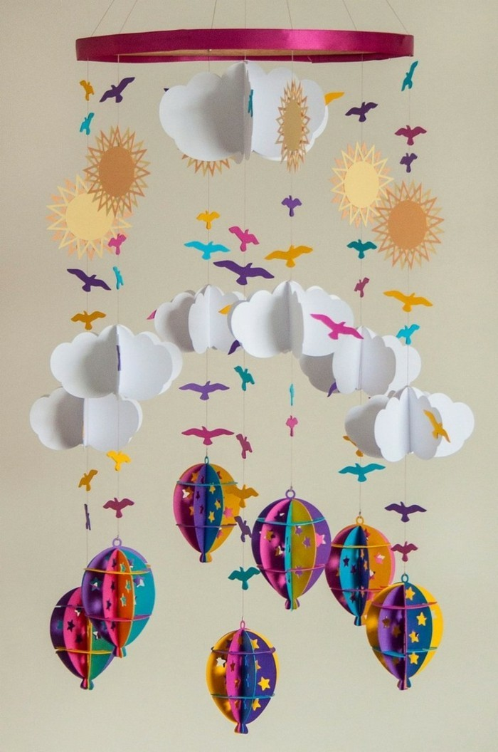 diy ideas deco ideas mobiles 33