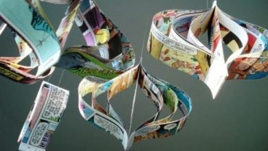Photo of Christmas decoration made of paper: these ideas should be remembered!