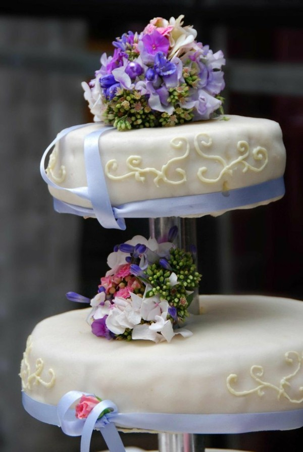 Cake stand two stages idea