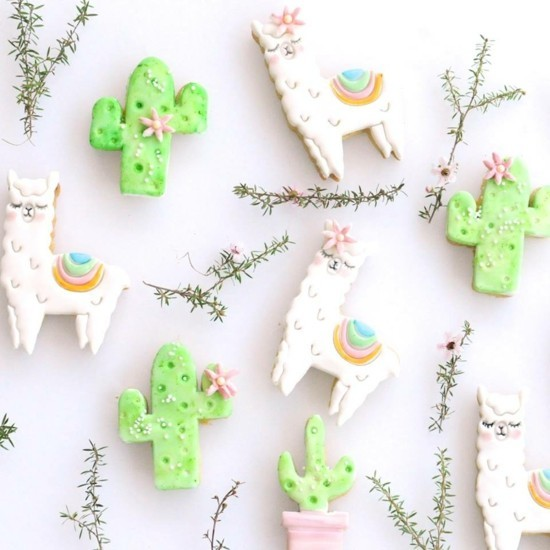 bake cookies yourself and make birthday decorations