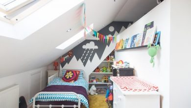 Photo of Make a small nursery attractive and rational