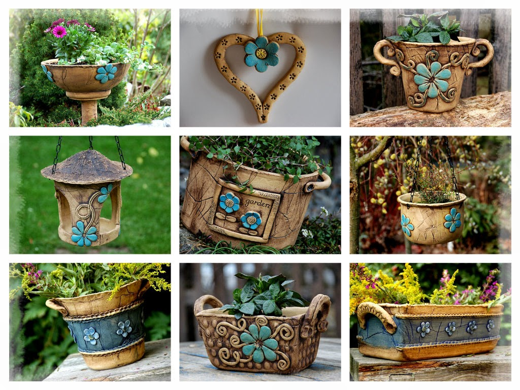 Enchanting Gardening Pottery And Pottery Ideas For Seasons