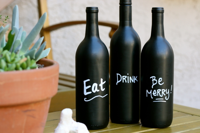 decorate diy ideas bottles decorate