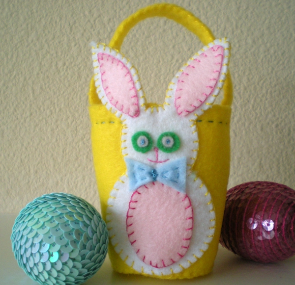 easterdeko beautiful deco ideas Easter bunny easter eggs