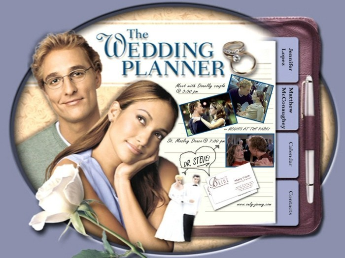 Movie for a Wedding Planner