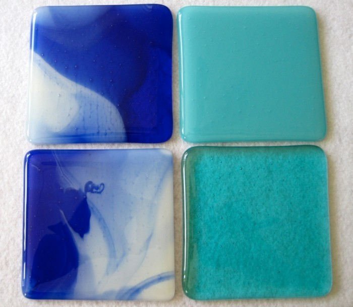 Coasters great stained glass