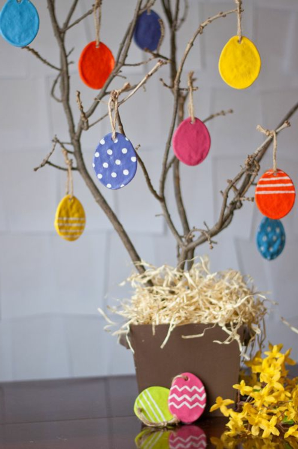 craft ideas easter colored easter eggs tinker