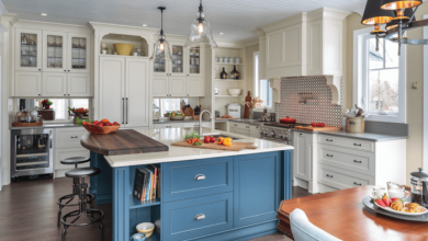 Photo of This is what practical kitchen planning looks like – open kitchen island