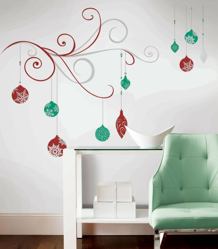 wall decals wall decoration wadgestaltung ideas color contrast