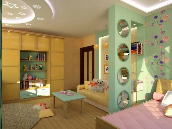 Room Divider Children S A Help With The Nursery