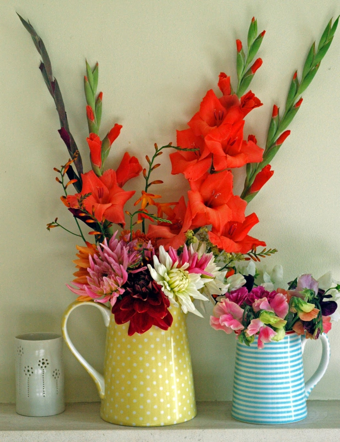 floral deco vintage can be creative living ideas