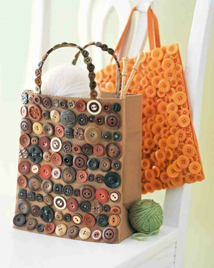 diy ideas deco ideas mirror bags