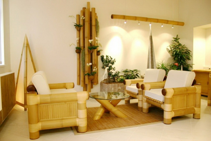 decorate bamboo decor room deco tips