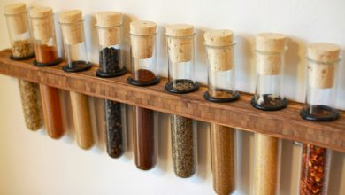 Photo of Kitchen shelves for spices – great ideas for your kitchen
