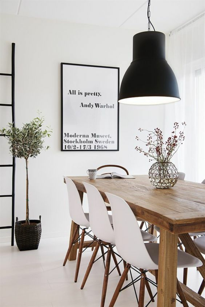 indoor plants decorating dining room decorating pendant light