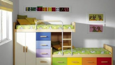 Photo of Living ideas for the nursery – Colored interior solutions