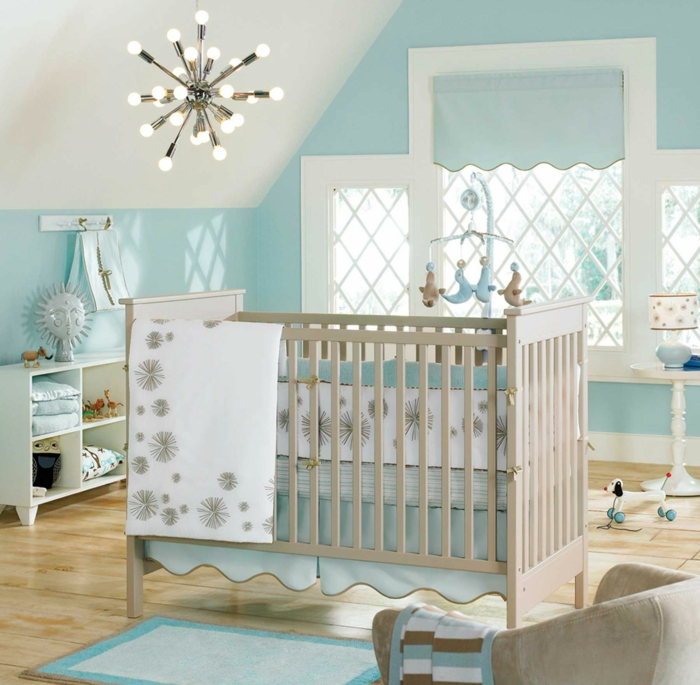 bed set children's room set up baby bedding