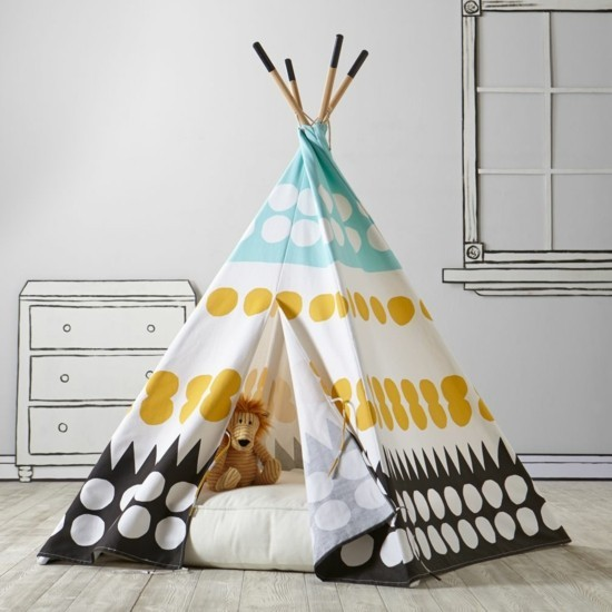 tipi tent for children's room children's room with play corner tipi tent build yourself