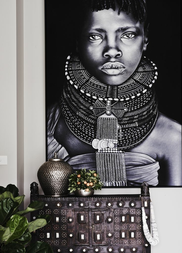 africa decoration inspiration wall decoration ideas african woman
