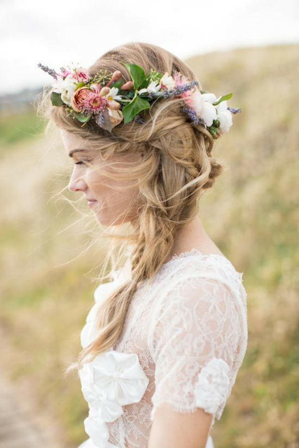 bridal hairstyles wedding trends 2018 wedding ideas