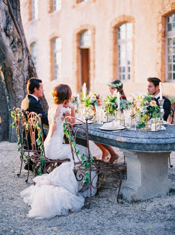 provence wedding decoration 2018 wedding trends