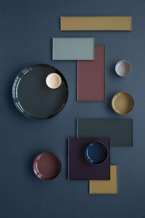 Wall colors ideas for interesting wall design