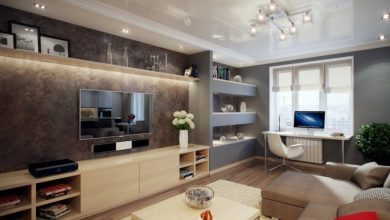 Photo of Modern wall unit: 30+ cool ideas and suggestions