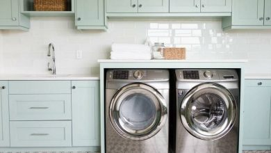 Photo of Washer and dryer cupboard: what are the advantages?